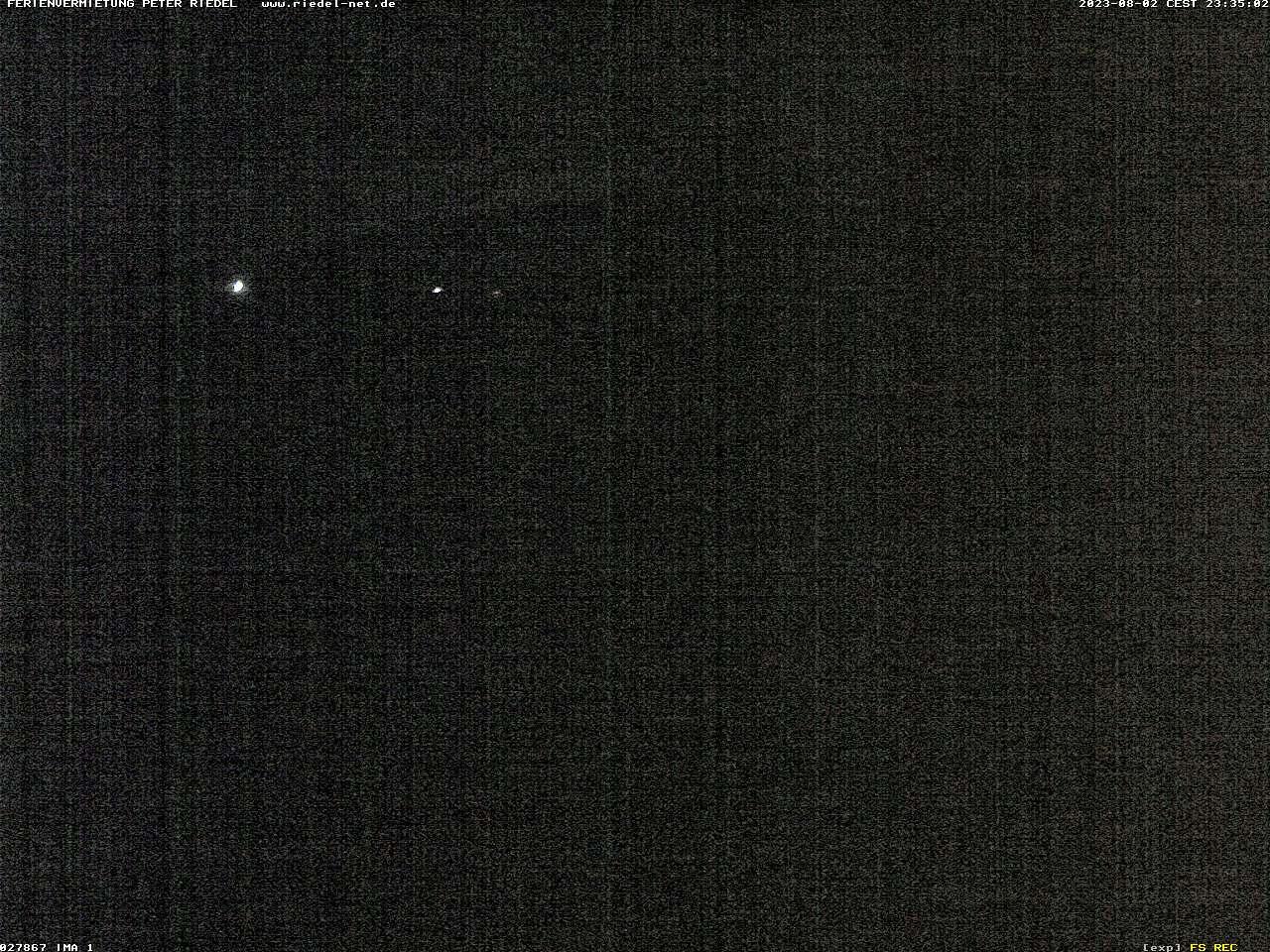 Webcam Garten